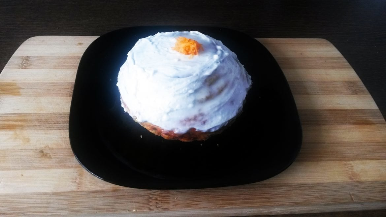 Como preparar una deliciosa Mini Carrot cake sin lactosa
