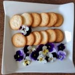 Almond cookies ready in 10 minutes