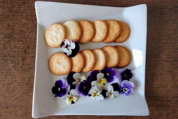 Día de la madre: galletas de almendras listas en 10 minutos