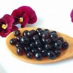 Perlas de vinagre balsamico