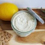 Raw & Vegan cashew cheese spreads
