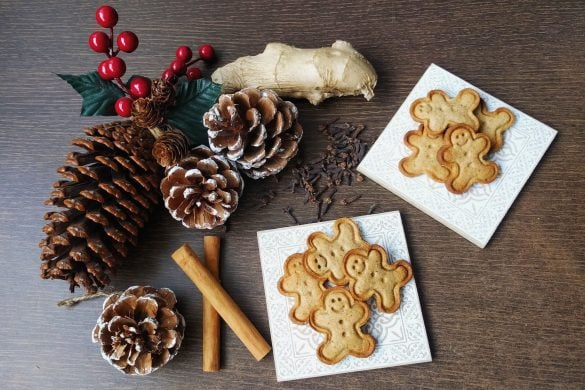 Soft Vegan Gingerbread