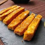 Tofu sticks with Turmeric & Ginger
