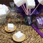 Marshmallow caseros sin azúcar