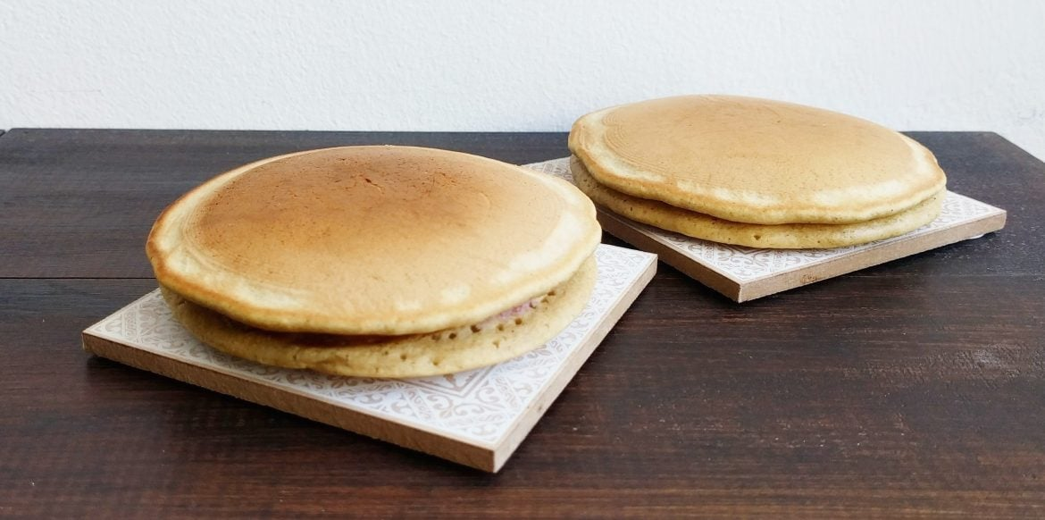 Dorayaki with Anko