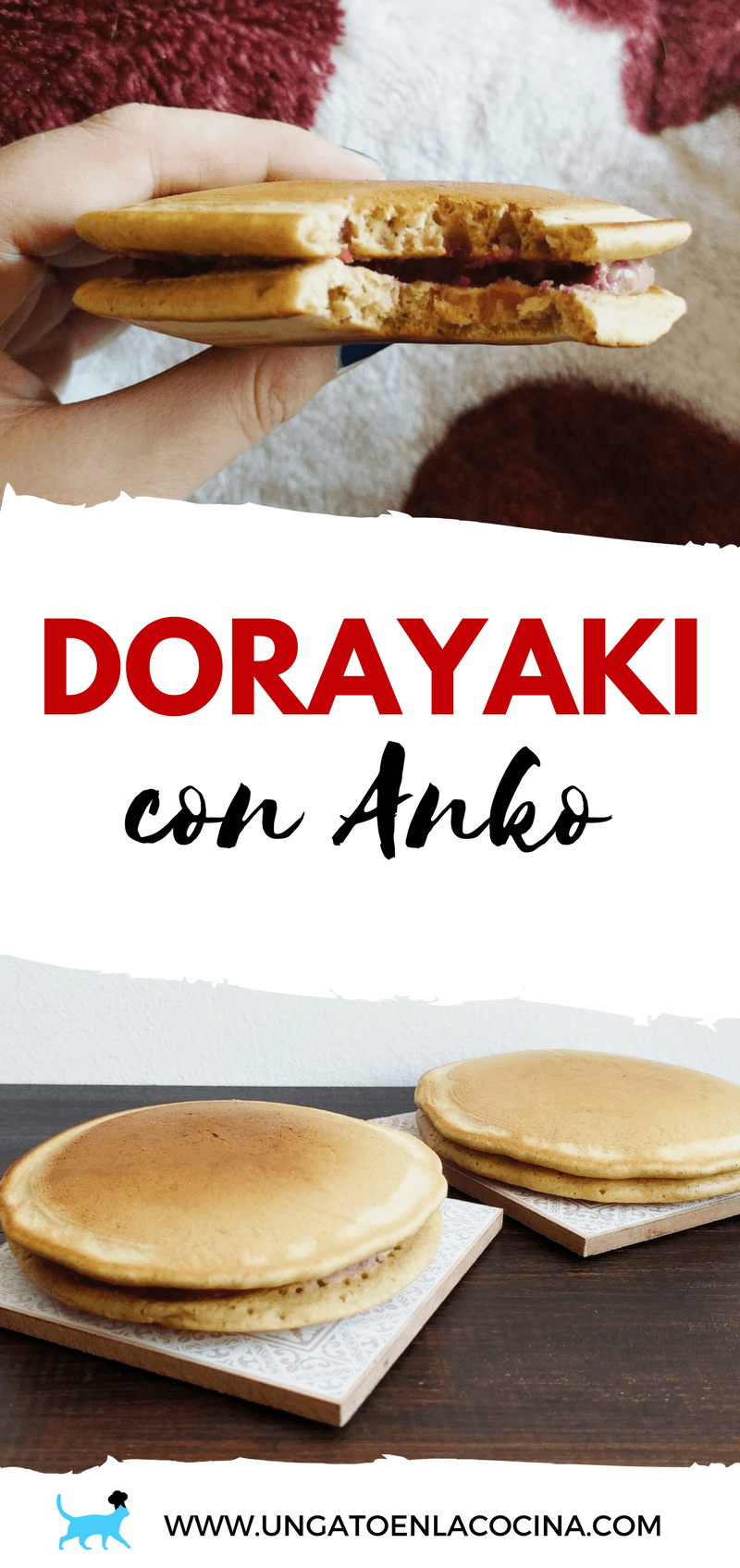Dorayaki with Anko