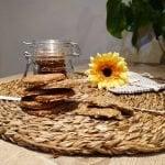 Galletas Digestive con avena, sin gluten