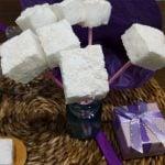 Marshmallows caseros sin azúcar