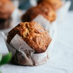 Muffins de boniato y canela