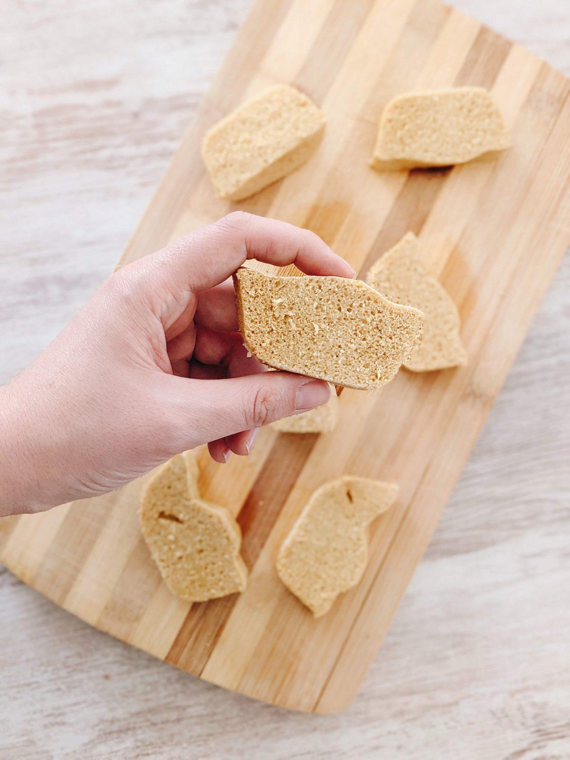 Pan listo en 5 minutos